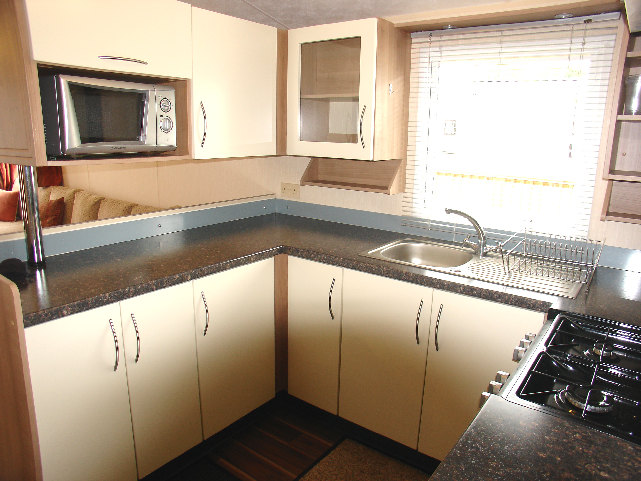 Creative  GARAGE 6 Berth 2008 Motorhome For Sale In West Sussex  CSK606643F