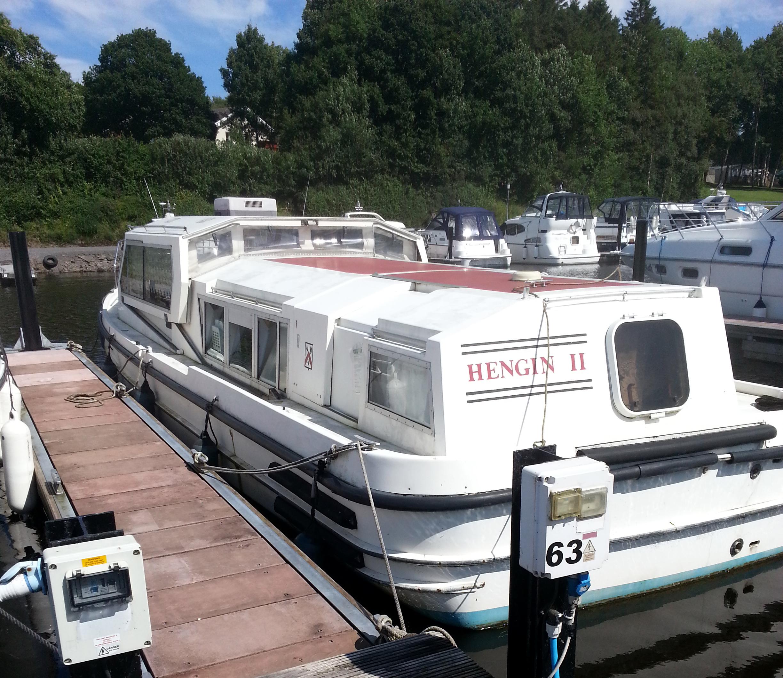 Porter & Haylett River Cruiser