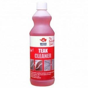 Wesex teak cleaner